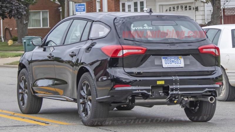 2021 - [Ford] SUV compact  B678cc10