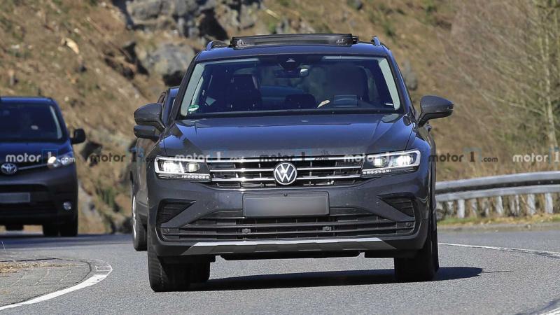 2020 - [Volkswagen] Tiguan II restylé  - Page 2 B6944510
