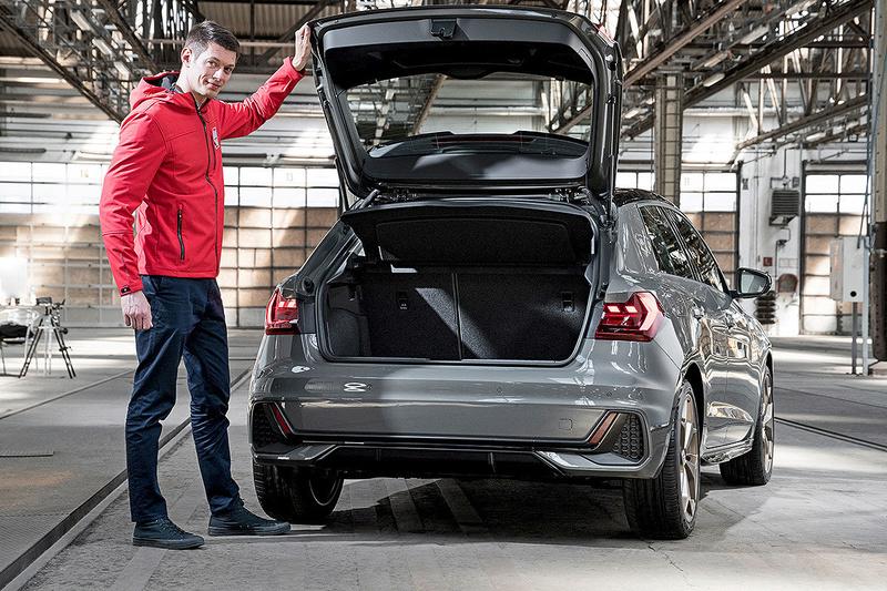 2018 - [Audi] A1 Sportback II - Page 10 B6982310