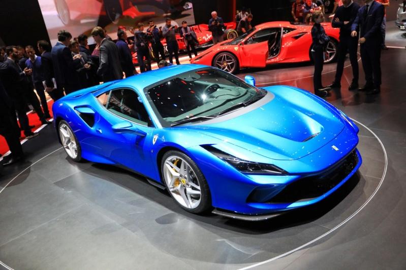 2019 - [Ferrari] F8 Tributo B6a29810