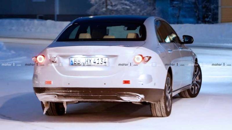 2020 - [Mercedes-Benz] Classe E restylée  B6e96e10