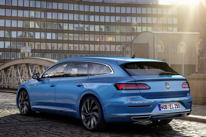2019 - [Volkswagen] Arteon Shooting Brake - Page 4 B6f88210