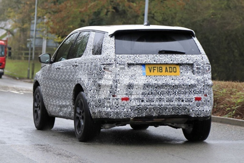2014 - [Land Rover] Discovery Sport [L550] - Page 12 B703dc10
