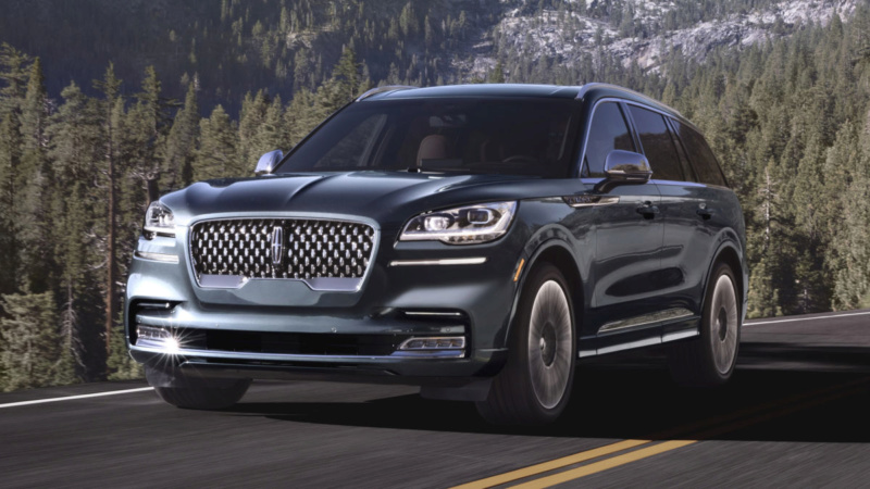 2019 - [Lincoln] Aviator B786c410