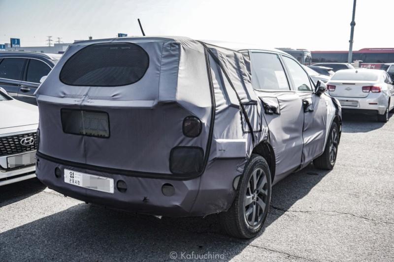 2021 - [Kia] Sorento IV B7a33c10