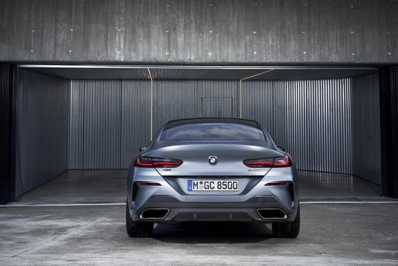 2019 - [BMW] Série 8 Gran Coupé [G16] - Page 5 B7cb7510