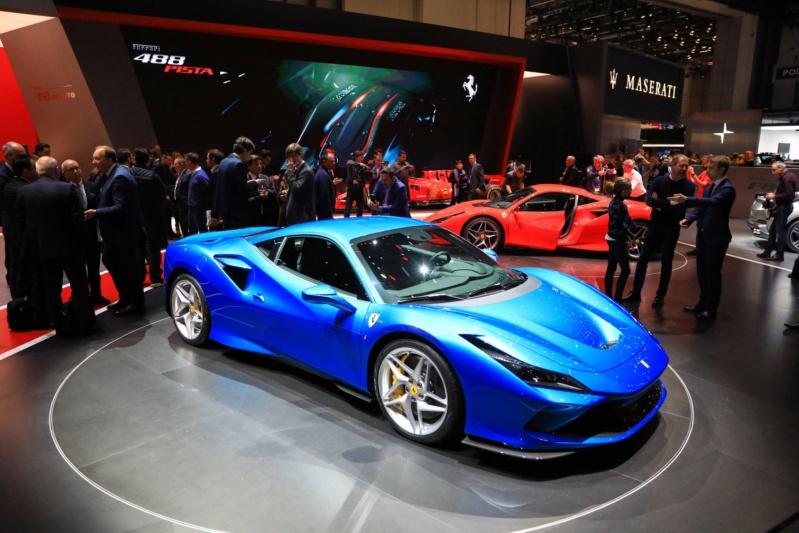 2019 - [Ferrari] F8 Tributo B7dcf710