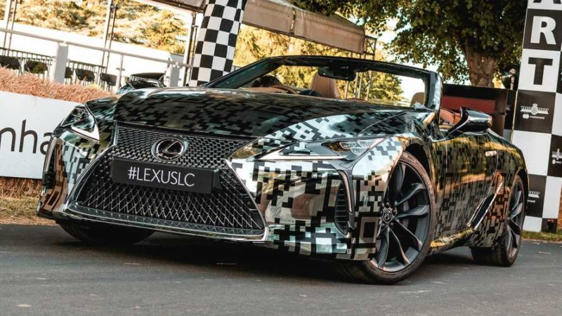 2016 - [Lexus] LC 500 - Page 6 B80f1d10