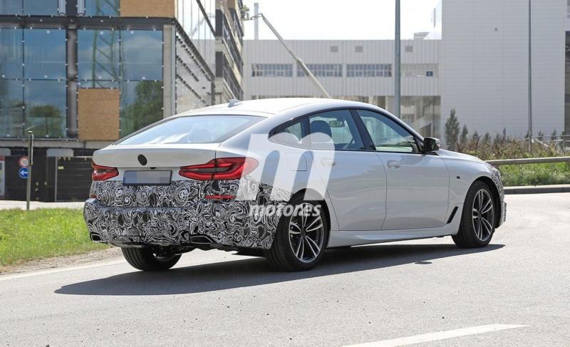 2017 - [BMW] Série 6 GT (G32) - Page 7 B818