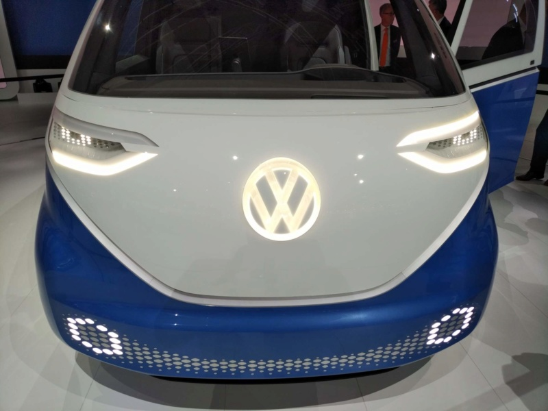 2017 - [Volkswagen] Electric VW Microbus concept - Page 2 B81f2910
