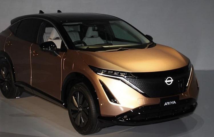 2020 - [Nissan] Ariya [PZ1A] - Page 2 B8545610