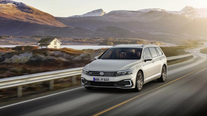 2019 - [Volkswagen] Passat restylée - Page 3 B8672110