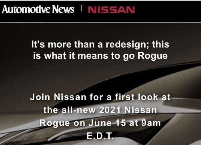 2021 - [Nissan] X-Trail IV / Rogue III - Page 3 B8703210