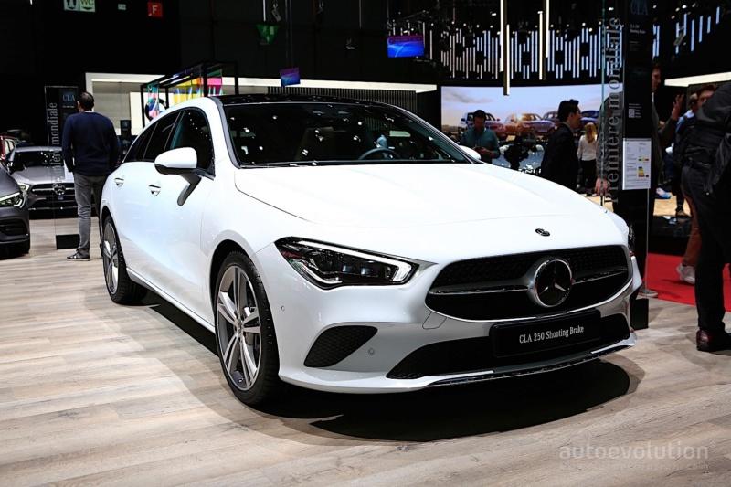 2019 - [Mercedes-Benz] CLA Shooting Brake II B8846810