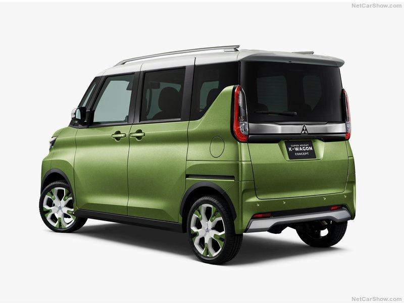 2019 - [Mitsubishi] Super Height K-Wagon Concept B8a6d210