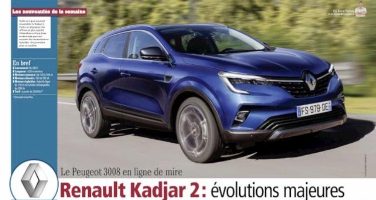 2021 - [Renault] Kadjar II B8b78010