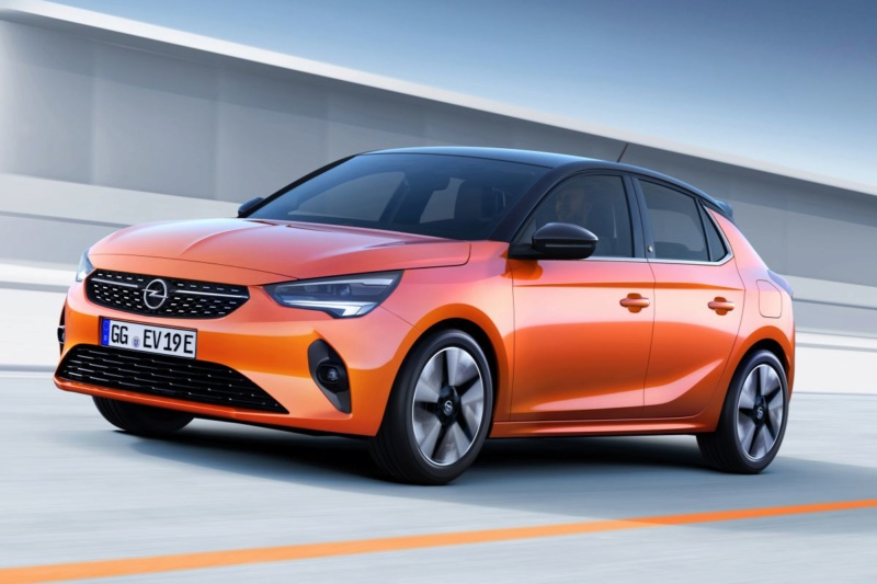 Opel Corsa F (2019) 6