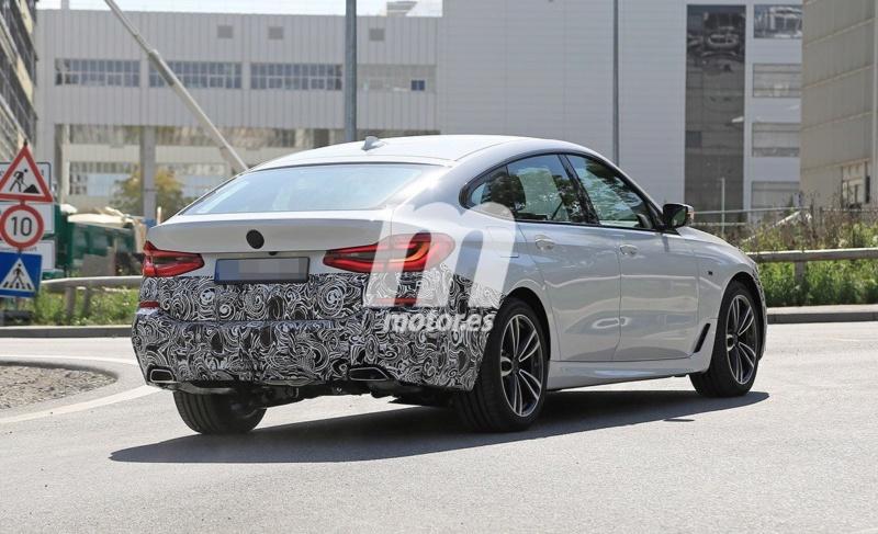 2017 - [BMW] Série 6 GT (G32) - Page 7 B915
