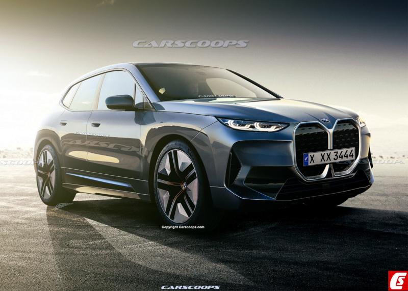 2020 BMW i6/iNEXT/iX8/iX 4