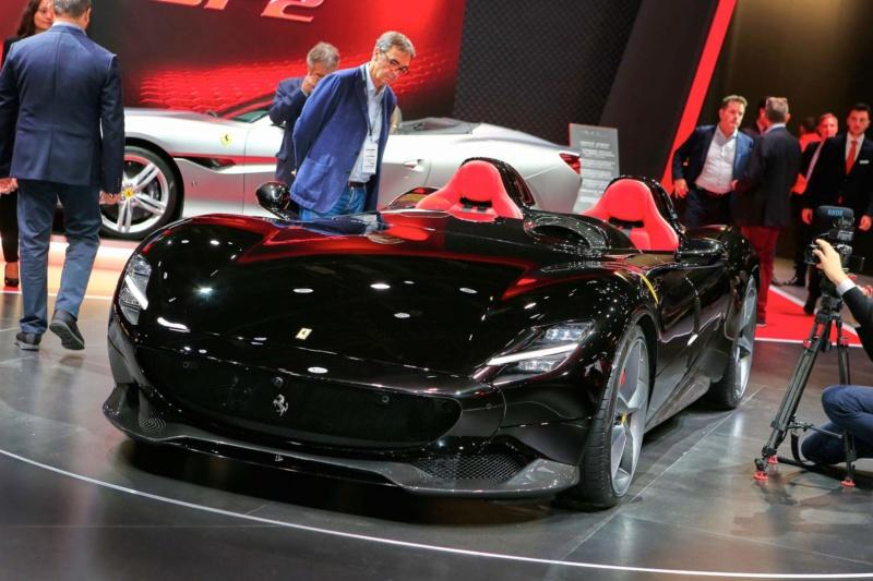 [Ferrari] Modèles uniques / One Off - MàJ : F12 TRS - Page 7 B93d2c10
