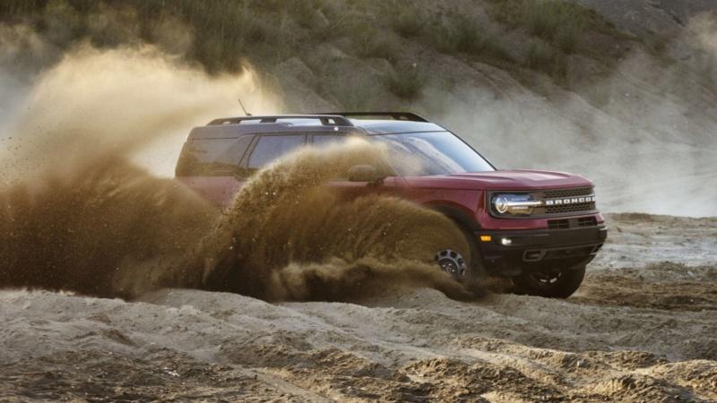 Ford Bronco / Sport (2020) 74