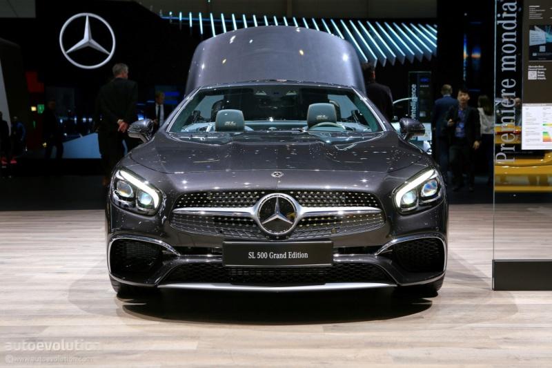2015 - [Mercedes] SL Restylé [R231] - Page 5 B99a9510