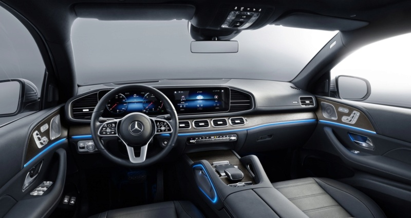 2019 - [Mercedes-Benz] GLE Coupé  - Page 3 B9ad3210