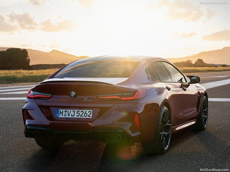 2019 - [BMW] Série 8 Gran Coupé [G16] - Page 6 B9defd10