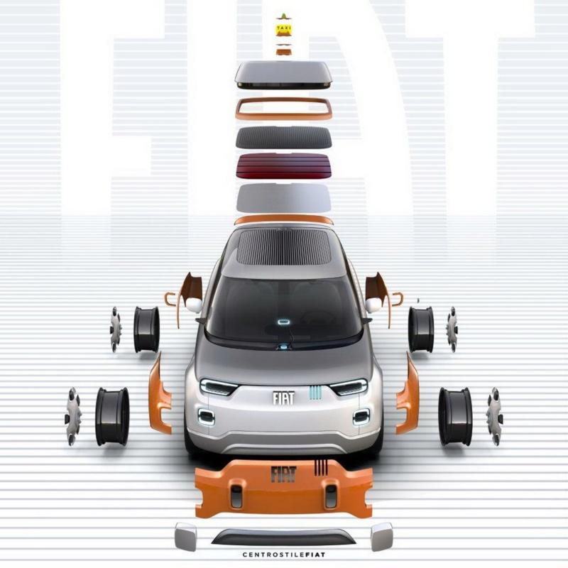 2019 - [Fiat] Panda Concept - Page 2 B9e51f10
