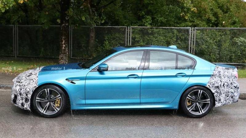 2020 - [BMW] Série 5 restylée [G30] - Page 2 Ba2ace10