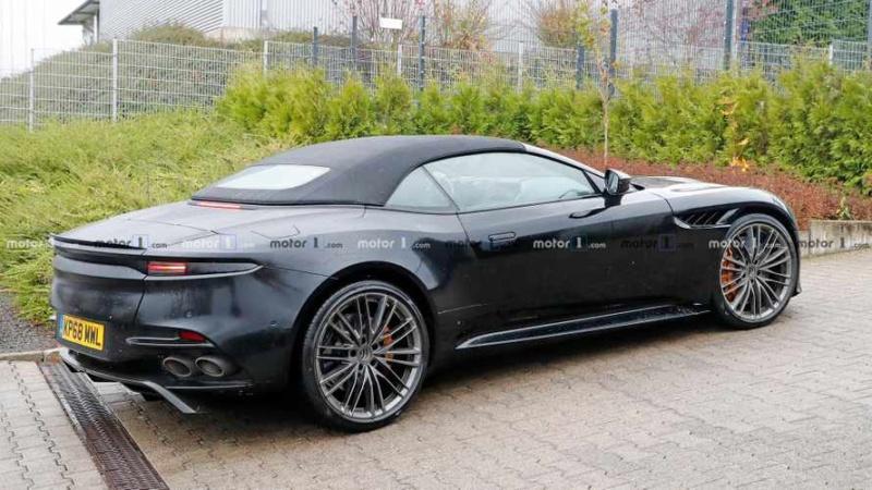 2019 - [Aston Martin] DBS Superleggera - Page 2 Ba3ab410