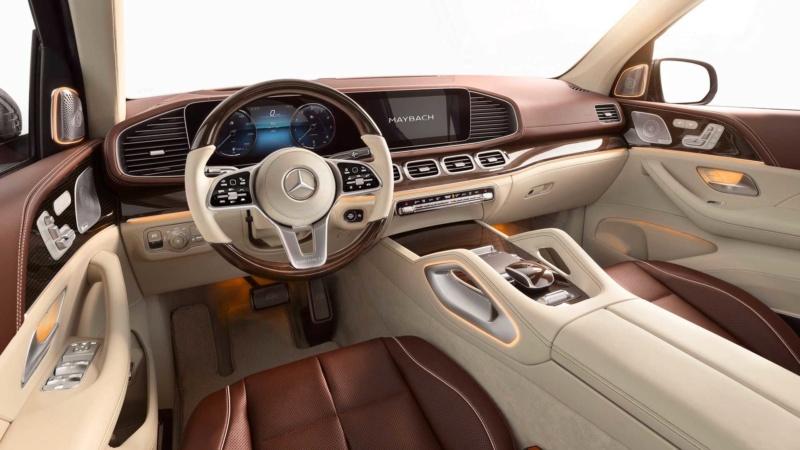 2019 - [Mercedes] GLS II - Page 7 Ba633710