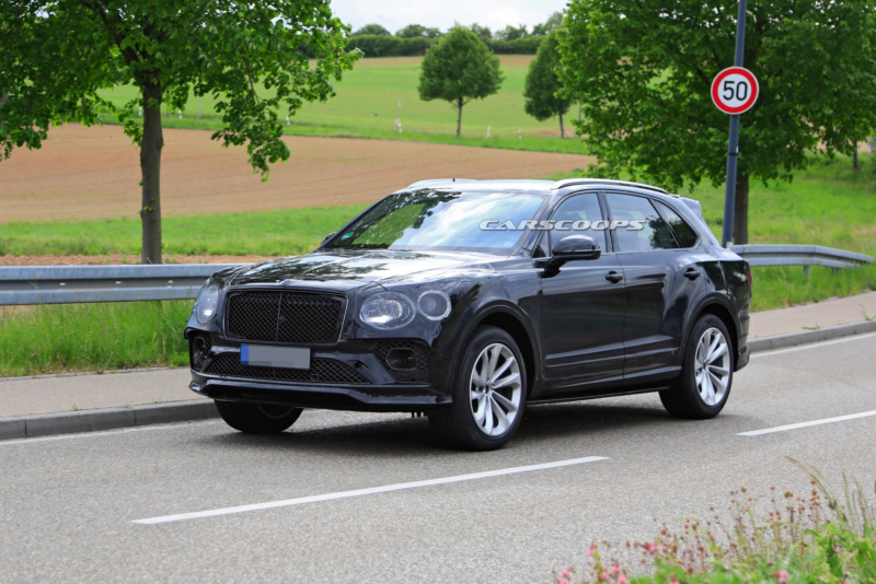 2015 - [Bentley] Bentayga - Page 12 Baee9310