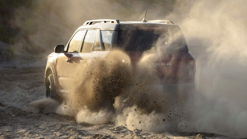 Ford Bronco / Sport (2020) 75