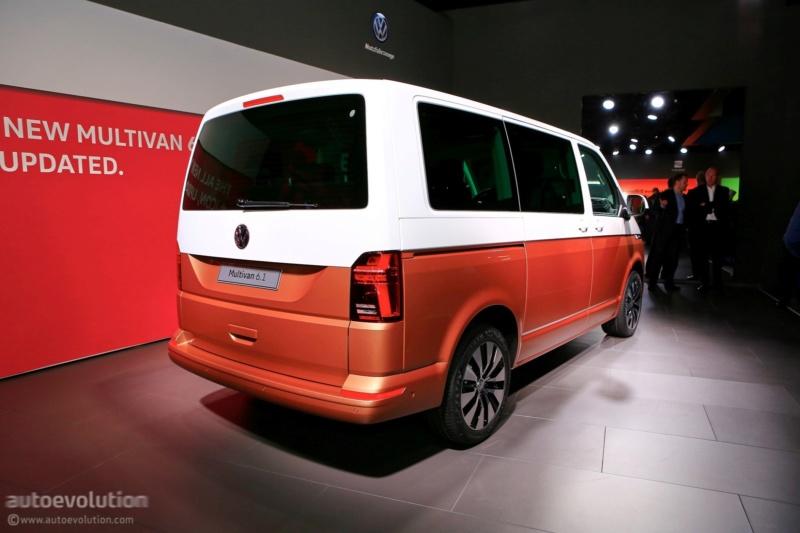 2020 - [Volkswagen] Transporter T6 restylé - Page 2 Bb498210