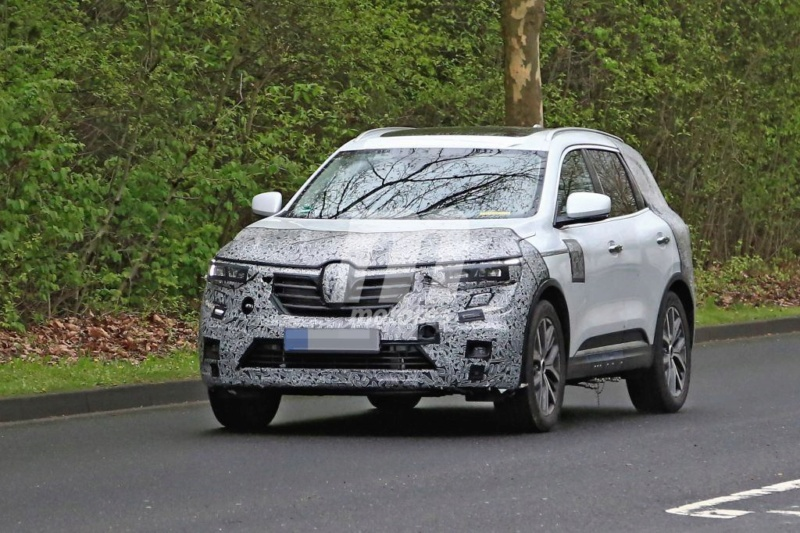 2020 - [Renault] Koleos restylé - Page 2 Bb4f8810