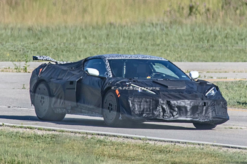 2019 - [Chevrolet] Corvette C8 Stingray - Page 7 Bb5ae110