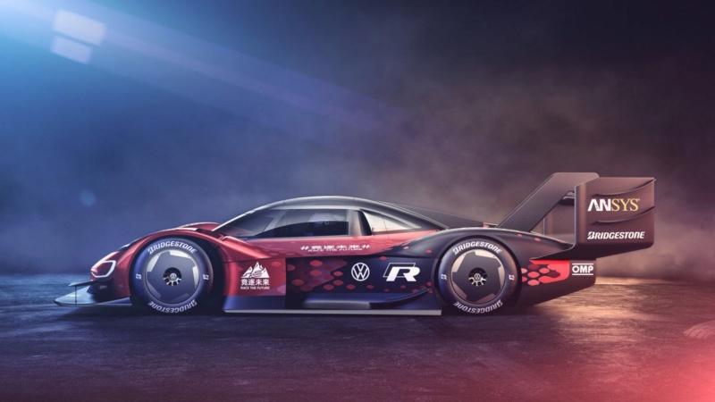 2018 - Volkswagen ID R Pikes Peak Bb912910
