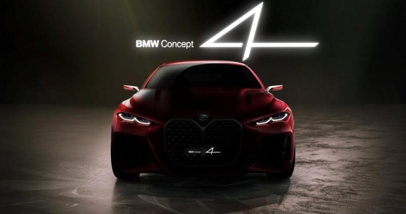 2019 - [BMW] Concept 4 Bbaad910
