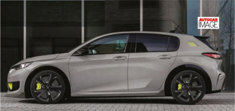 2021 Peugeot 308 III (P51/52) 25