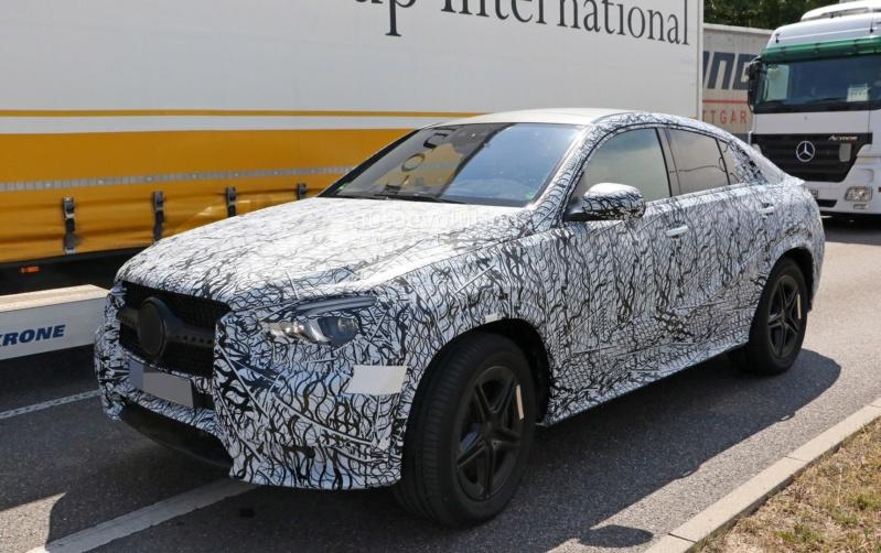 2019 - [Mercedes-Benz] GLE Coupé  Bbb0da10