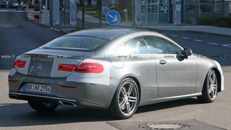 2020 - [Mercedes-Benz] Classe E restylée  - Page 2 Bbb63e10