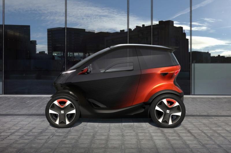 2019 - [Seat] Minimo ( Urban Mobility Concept ) Bbe62610