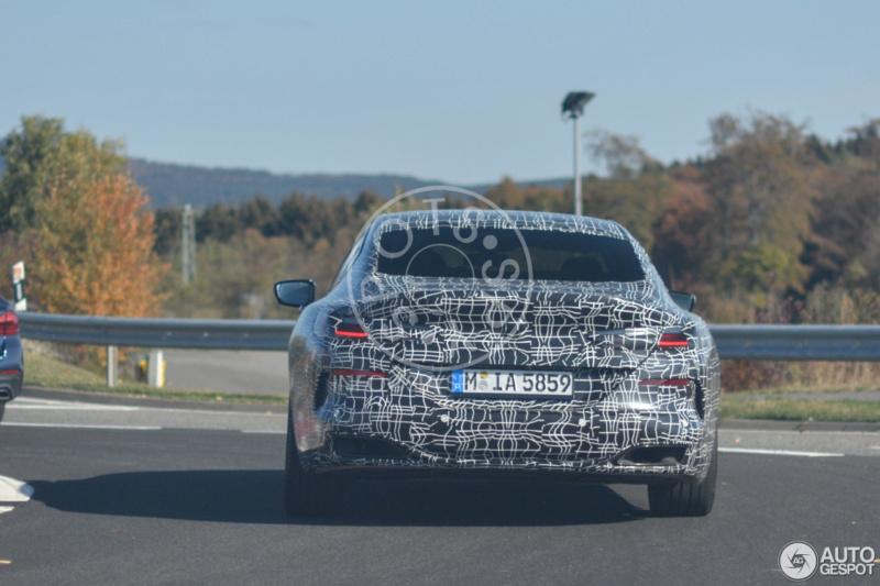 2019 - [BMW] Série 8 Gran Coupé [G16] - Page 2 Bc101c10