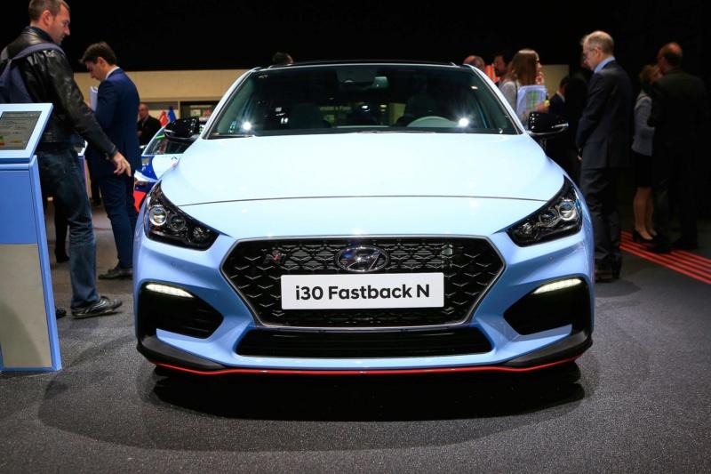 2017 - [Hyundai] i30 Fastback - Page 3 Bc33d210