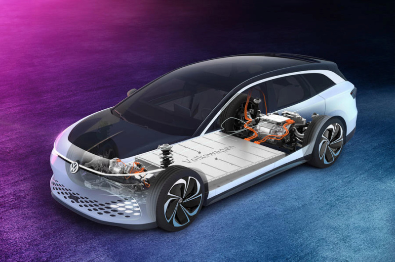 2019 - [Volkswagen] ID Space Vizzion Bc517d10