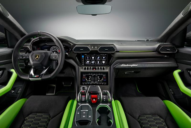 2018 - [Lamborghini] SUV Urus [LB 736] - Page 11 Bc5e8d10