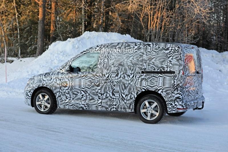 2020 - [Volkswagen] Caddy V Bca5d710