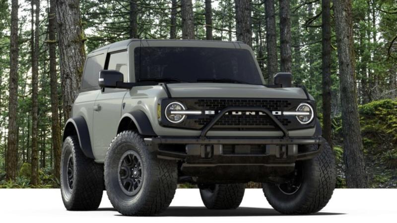 Ford Bronco / Sport (2020) 61