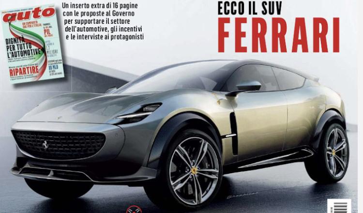 2020 - [Ferrari] FUV [F16X]  - Page 4 Bd0eb110